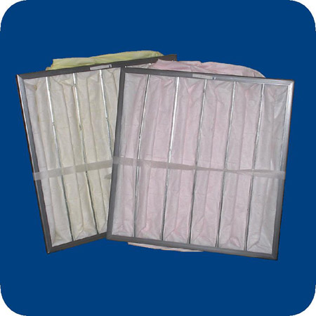 Airpac Extended Surface Bag Filters